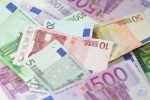 banconote euro da 5 10 20 500