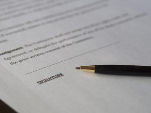 prestito senza busta paga firma
