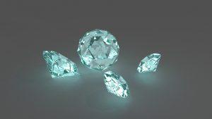 prezzo diamanti al carato 2019