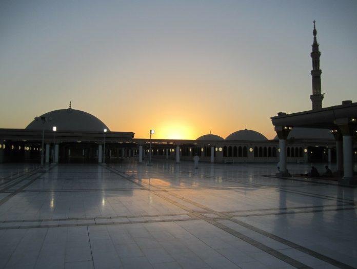 titoli di stato arabia saudita moschea