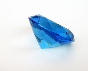 acquistare diamanti online blu