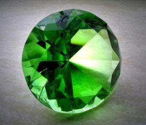 acquistare diamanti online verdi