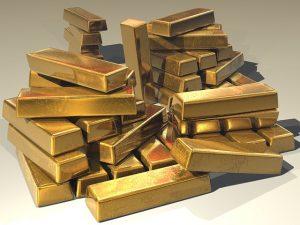 analisi tecnica oro oggi montagna di lingotti
