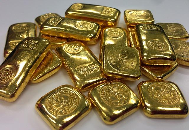 comprare oro online lingotti