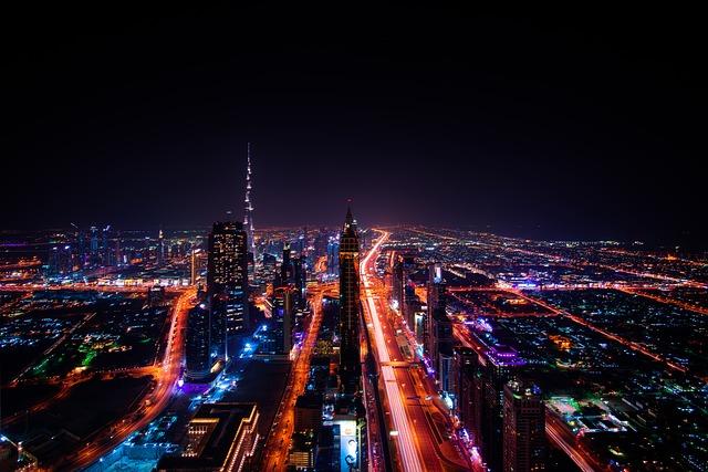 investire a dubai grattacielo