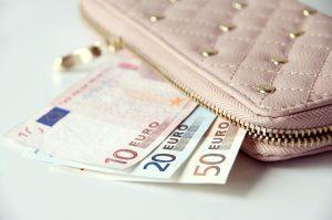 trasferimento contanti tra privati portafoglio