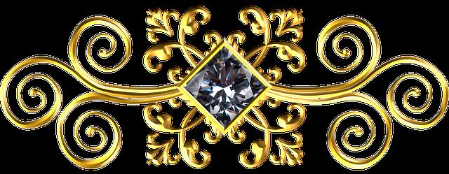 oro vs diamante ornamento