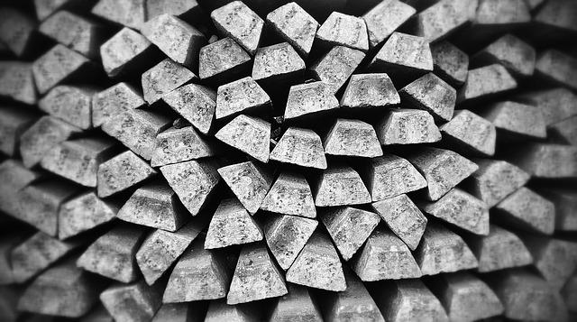 argento 800 o 925 lingotti
