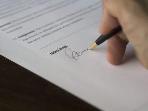 garanzie per prestiti con cambiali